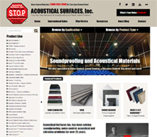 Acoustical Surfaces Inc