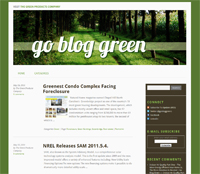 go blog green